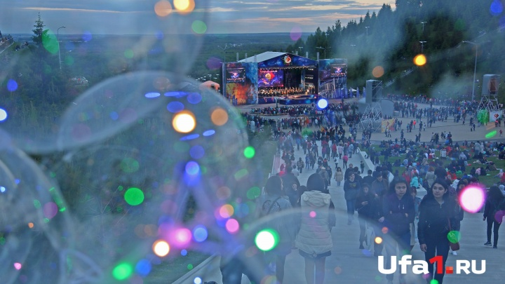 Фестиваль «Сердце Евразии» в Уфе открылся классическим репертуаром