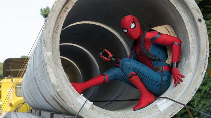 Уфимцы увидят нового «Человека-паука» на больших экранах