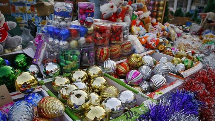 Гирлянды с рынка могут вызвать аллергию: курганцам советуют тщательно выбирать новогодние украшения