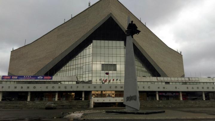 Судебные приставы приостановили работу СКК имени Блинова