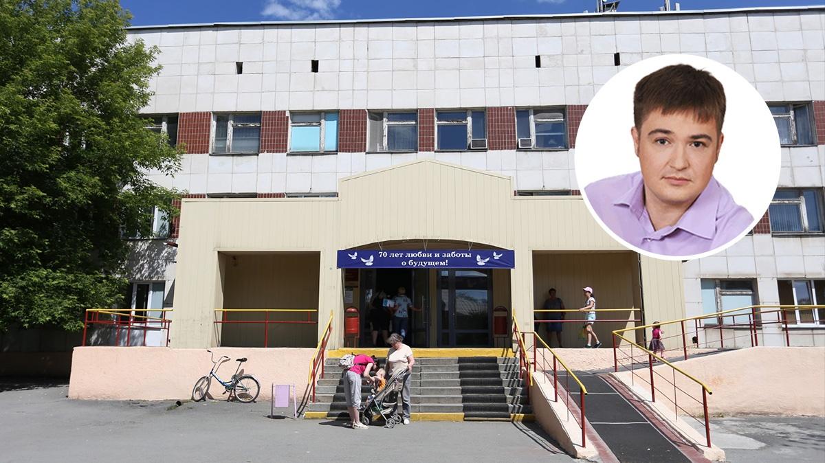 На зарплаты пожаловались сотрудники поликлиники на улице Горького, 28 — это одна из шести поликлиник ДГКБ №1