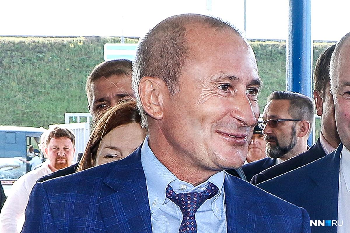 Герасименко претендует надолжность первого зама и.о. руководителя администрации