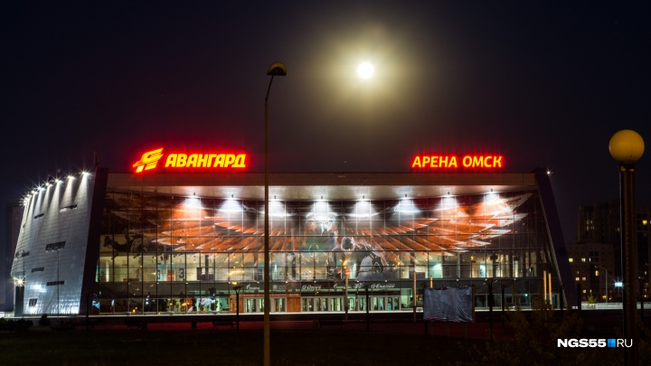 Появились первые эскизы проекта новой «Арены Омск»