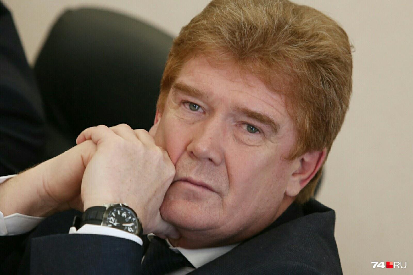 Владимир Елистратов сдержанно воспринял итог голосования, свою победу