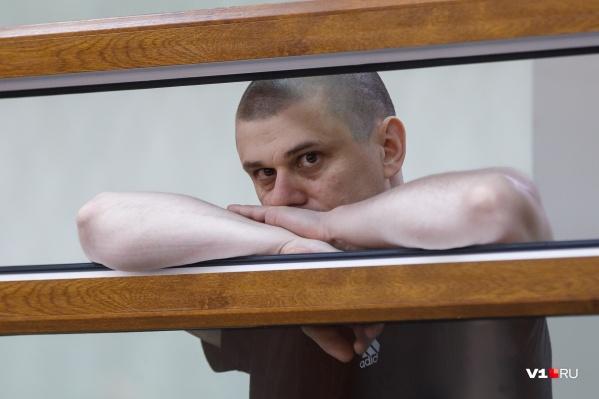 Александр Геберт отрицает организацию убийства бизнесмена