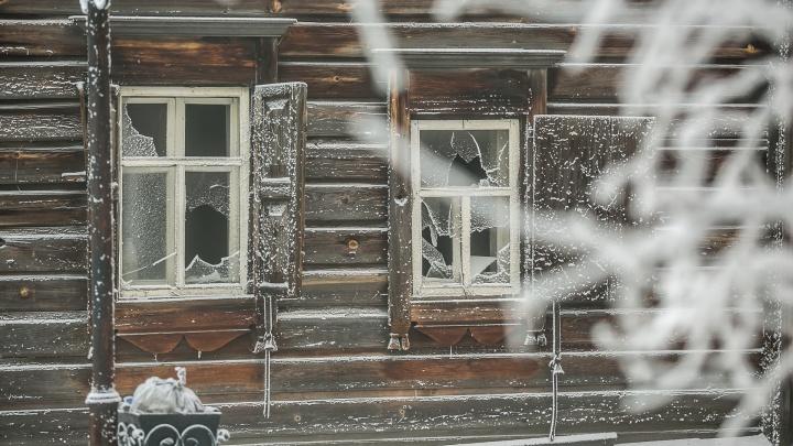 В Красноярск вернулись 30-градусные морозы