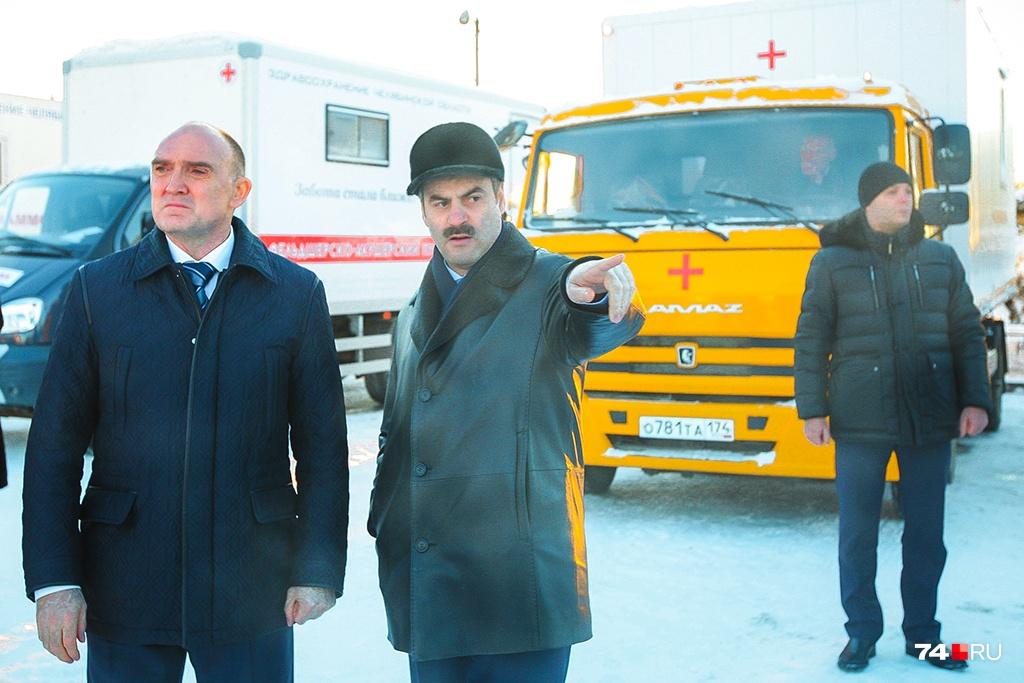 Зацикленности на интересах автомобилистов у Бориса Дубровского не было, но и в других видах транспорта прорывов не случилось