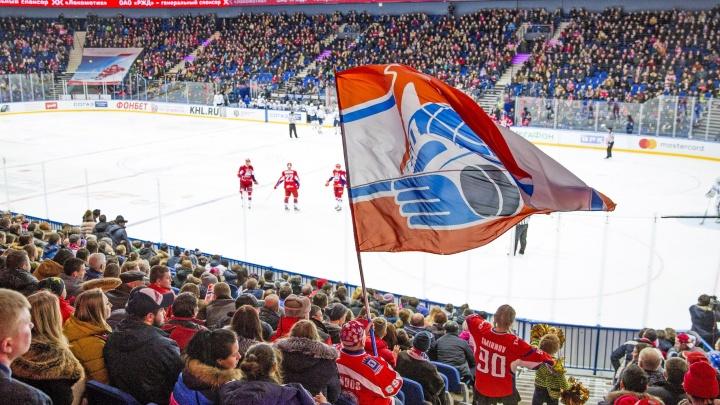 Ярославский «Локомотив» обыграл команду «Адмирал» из Владивостока