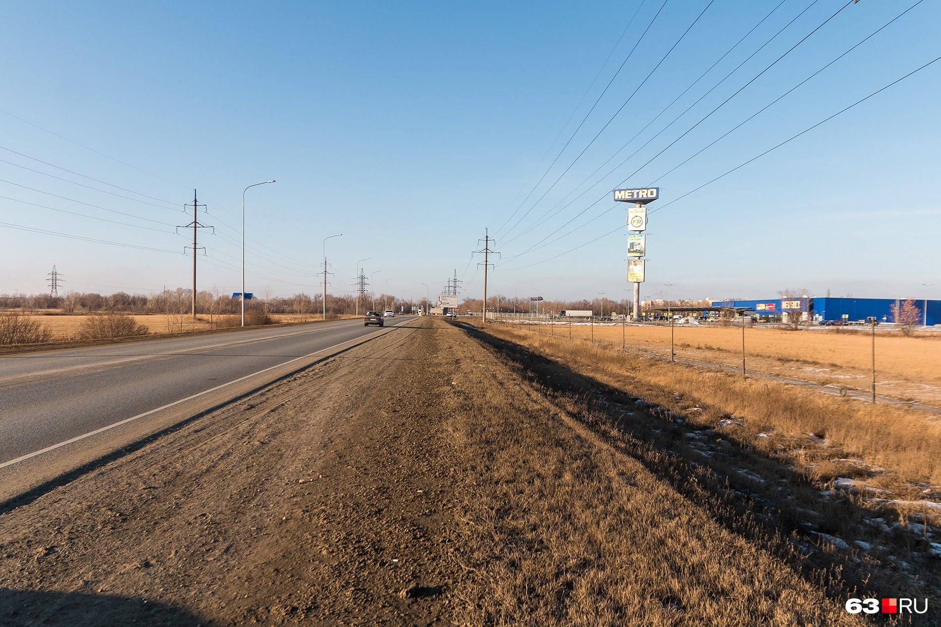 Канатная дорога пройдет на улицей Уральской