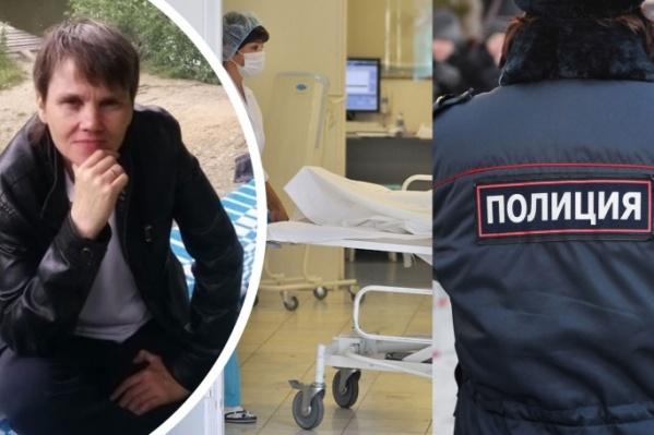 Водитель троллейбуса из Екатеринбурга обвинила полицейских в жестоком избиении