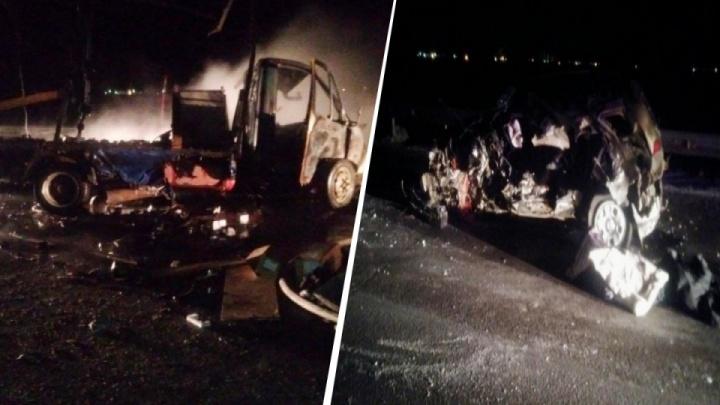 В страшной аварии под Тобольском погиб отец троих детей из Перми