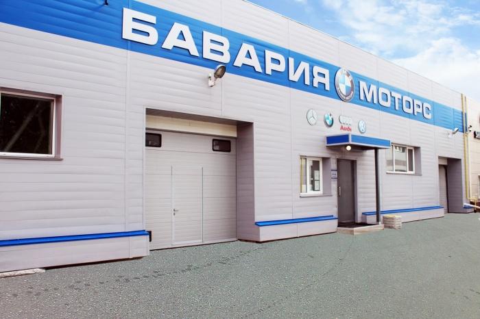 Сервис для «немца» в Новосибирске
