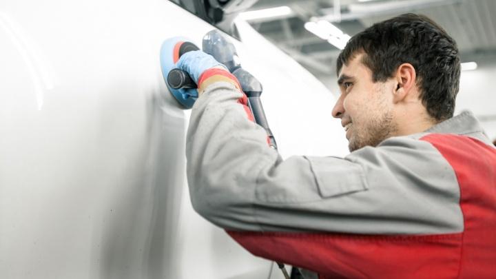 Уральский автоцентр дал автомобилистам пожизненную гарантию на кузовной ремонт