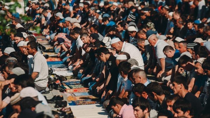 Ураза-байрам в Тюмени: публикуем расписание праздничных молебнов и адреса мечетей