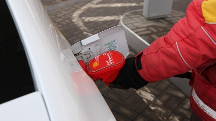 Бензин под контролем