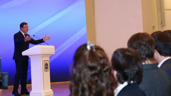 Про новых самарцев и оплату мусора: послание губернатора Азарова в пяти тезисах