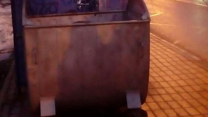 В Ярославле появились мусорные баки, в которые запрещено бросать мусор