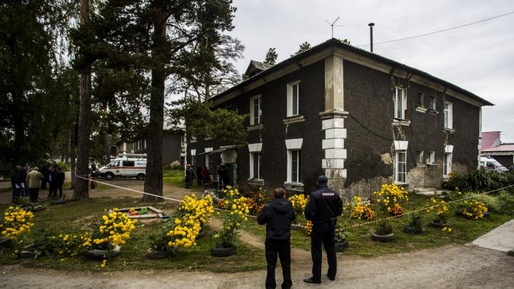 Мэрия Новосибирска продала строителям целый квартал — в сентябре здесь прогремел взрыв