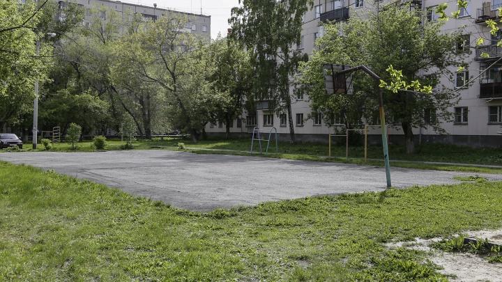 «Должно неплохо получиться»: в Челябинске впервые отремонтируют двор по канонам урбанистики