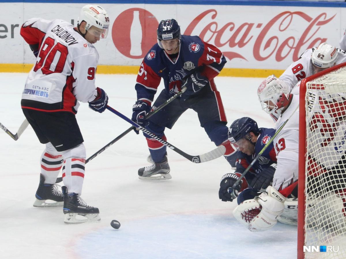 Хоккеисты «Авангарда» ждали агрессивной игры от«Торпедо» вматче КХЛ— Скабелка