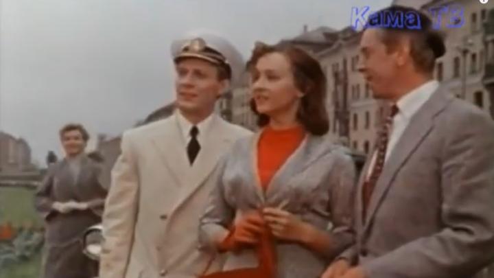 Как выглядела Пермь в старых художественных фильмах: пермяки выпустили видеоролик на YouTube