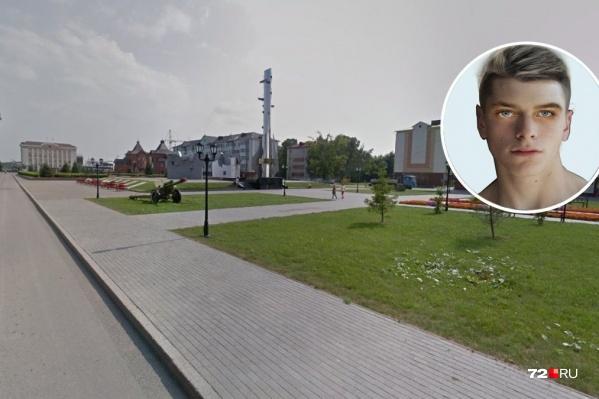 Преступление было совершено у дома №19Б по улице Ремезова