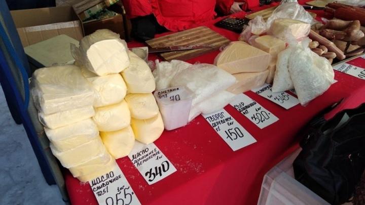 Красноярские производители масла и творога попались на фальсификате