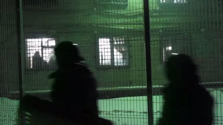 «Три месяца были там заперты»: дело устроивших бунт и массовые беспорядки мигрантов отправлено в суд