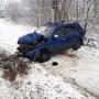 Протащил полицейского на машине и врезался в столб: в Краснокамске задержали пьяного водителя