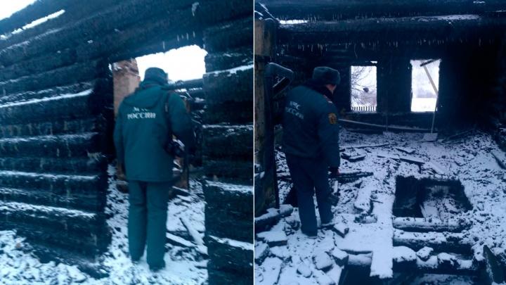 Женщина из Башкирии, у которой в пожаре погибла дочь, была на 38 неделе беременности