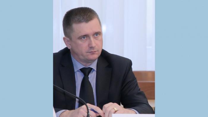 Андрей Колмаков возглавлял департамент с ноября 2016 года