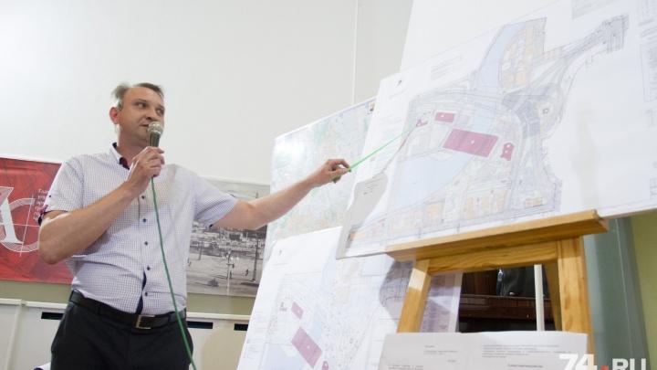 МФЦ и семиэтажная парковка: в Челябинске утвердили новые объекты возле будущего конгресс-холла