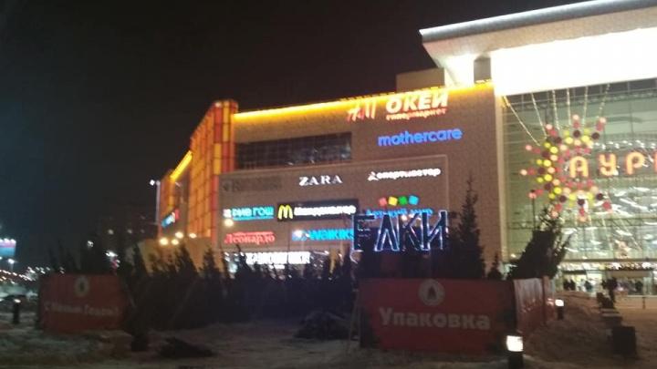 Фото: в Новосибирске открылись ёлочные базары