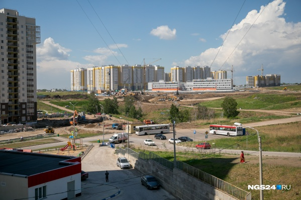 Парк в «Солнечном» планируют доделать к 2022 году