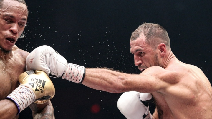 Энтони Ярд попал в больницу после нокаута от Сергея Ковалёва в бою за титул чемпиона мира