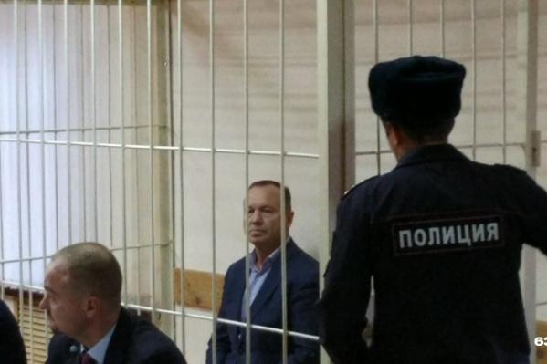 Минахмета Халиуллова освободили из-под стражи в зале суда