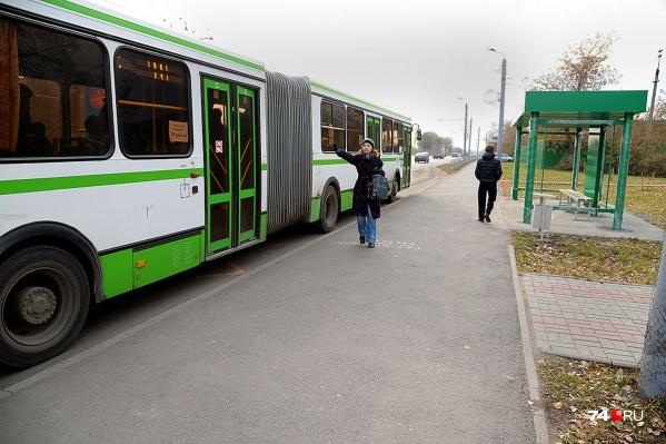 В опросе приняли участие 600 челябинцев, из них за новый маршрут проголосовали 60 процентов