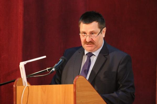 Виктор Бамбух руководит сельскохозяйственным предприятием «Ивановское» в Баганском районе