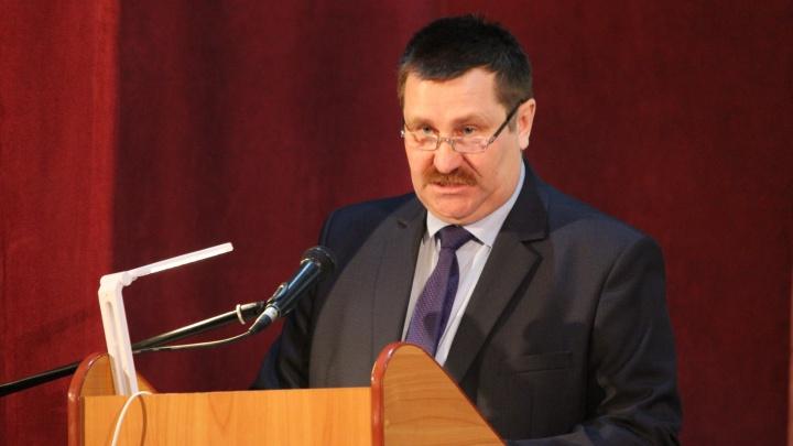 В Заксобрании нашли замену Александру Караськову