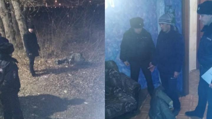 В Башкирии задержали подозреваемых в убийстве девушки из Стерлитамака