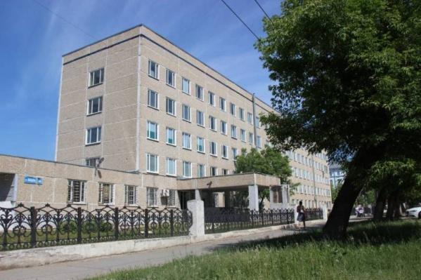 Пациентов и сотрудников эвакуировали из больницы на улице Лебедева