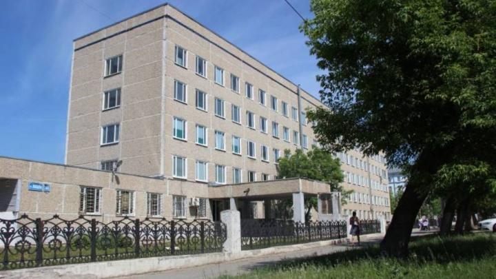 В Перми из детской больницы эвакуировали более тридцати человек