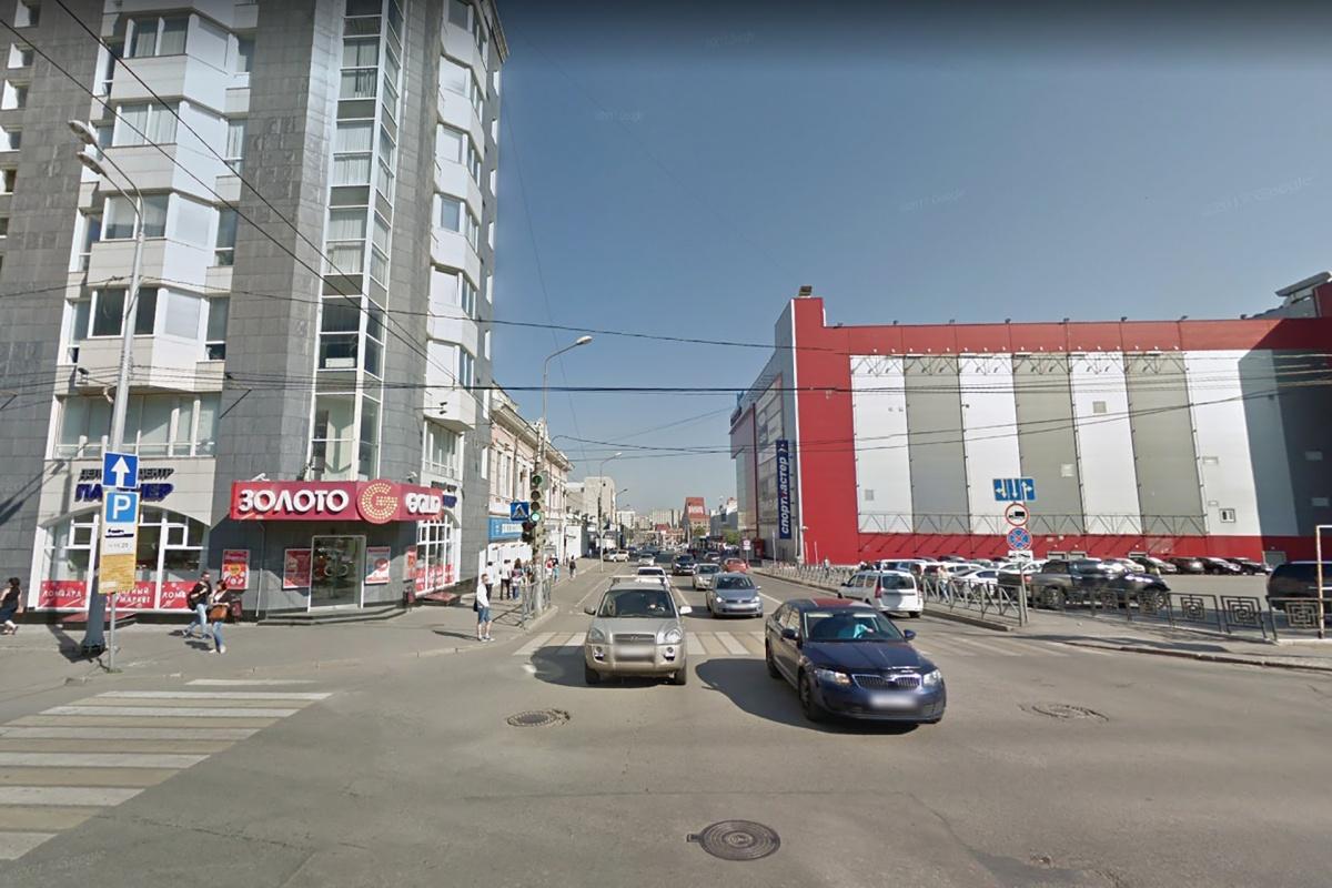 На месяц перекроют участок Куйбышева между Екатерининской и Пермской
