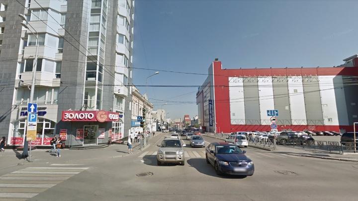 Участок улицы Куйбышева в Перми перекроют в мае для строительства ливнёвки