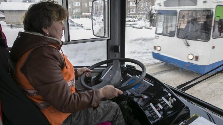 Второй раз за месяц Уфа останется без трамваев и троллейбусов