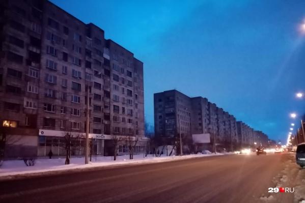 Вслед за электричеством в привокзальном районе Архангельска отключилась и вода