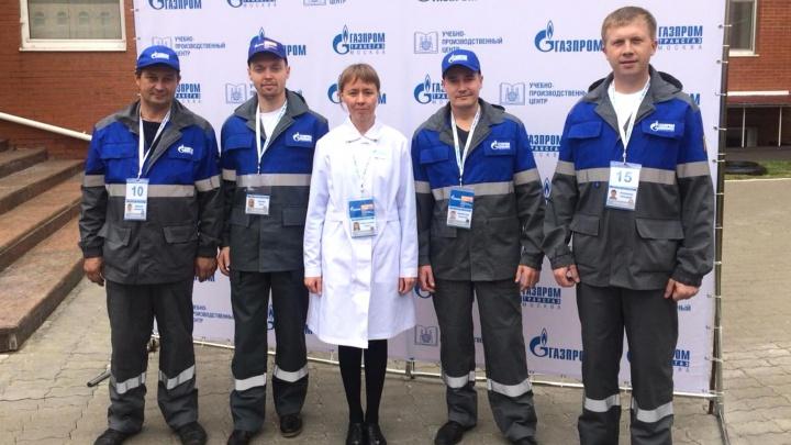 Работники ООО «Газпром трансгаз Чайковский» стали призерами первого Фестиваля труда
