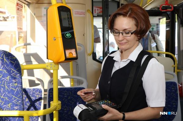 С 1 января транспортной картой можно будет воспользоваться в любом общественном транспорте области, который подключен к АСОП