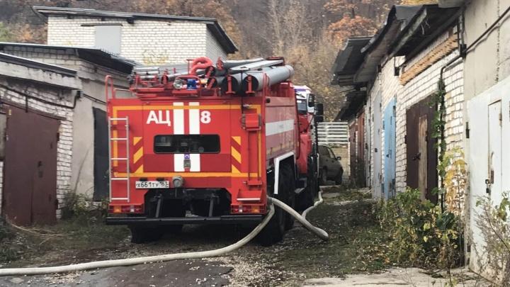 В Самарской области тушили лес на Красной Глинке и в Волжском районе