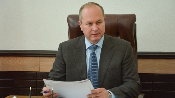 Глава ростовской администрации Виталий Кушнарев ушёл в отставку